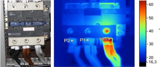 Termografía infrarroja en Valencia