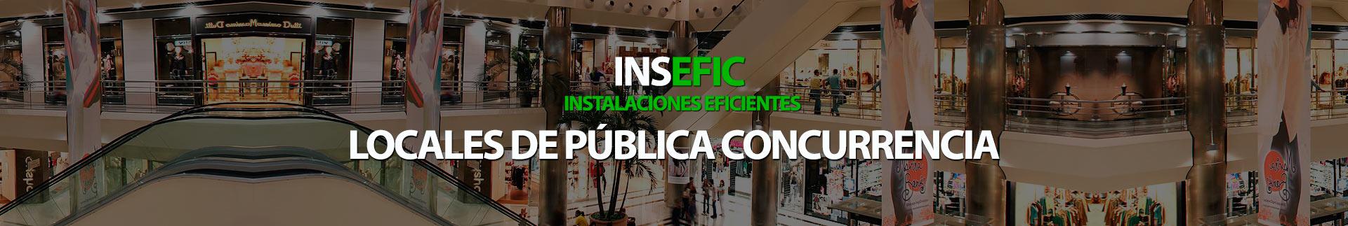 Locales de pública concurrencia en Valencia
